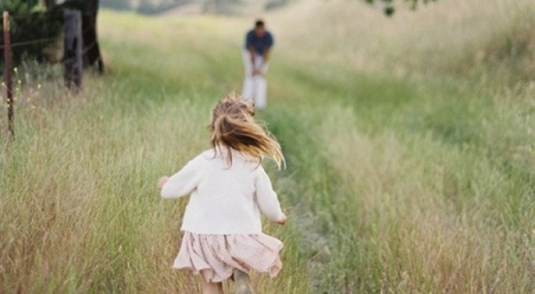 To the Girl without a Father